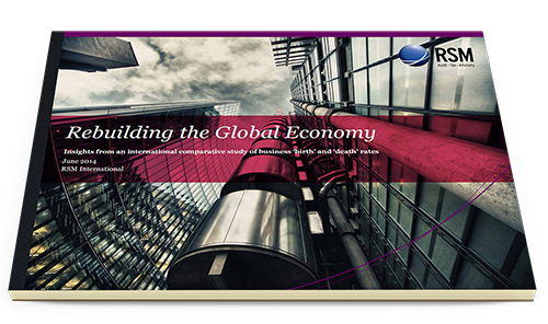 res publication Rebuilding the Global Economy